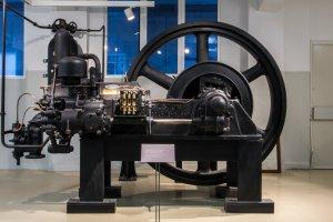 Ντιζελομηχανή